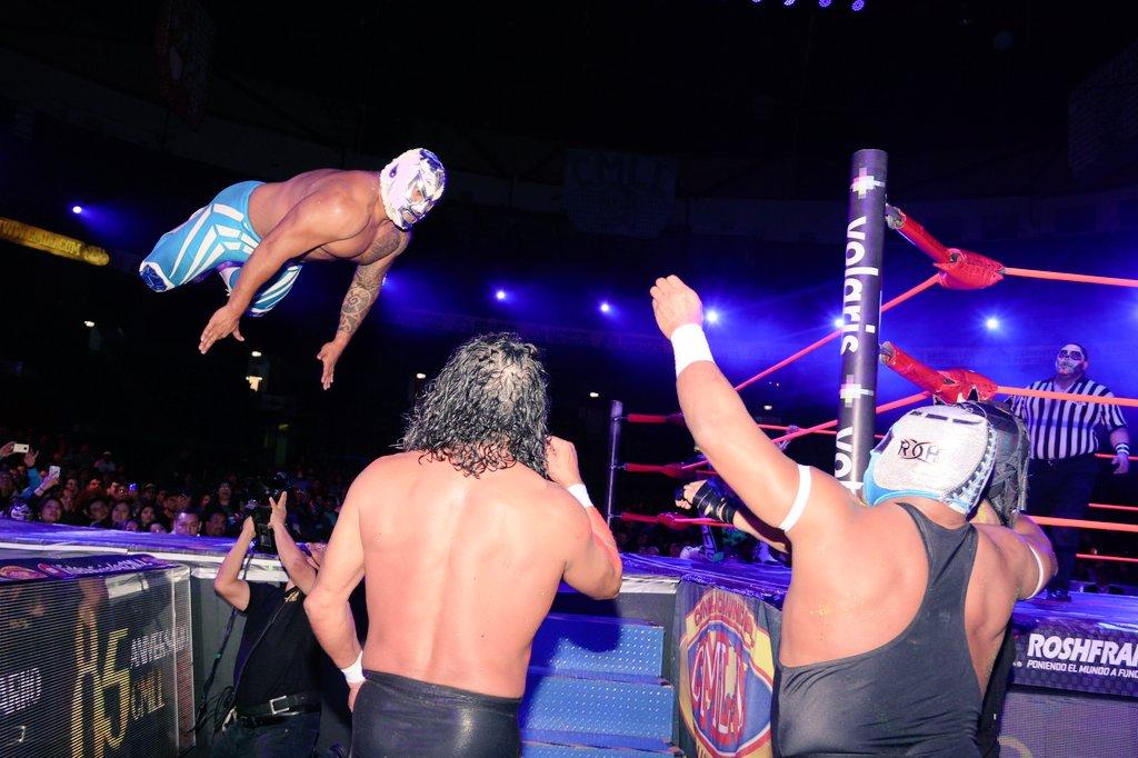 CMLL: Una mirada semanal al CMLL (Del 1 al 7 de noviembre de 2018) 19