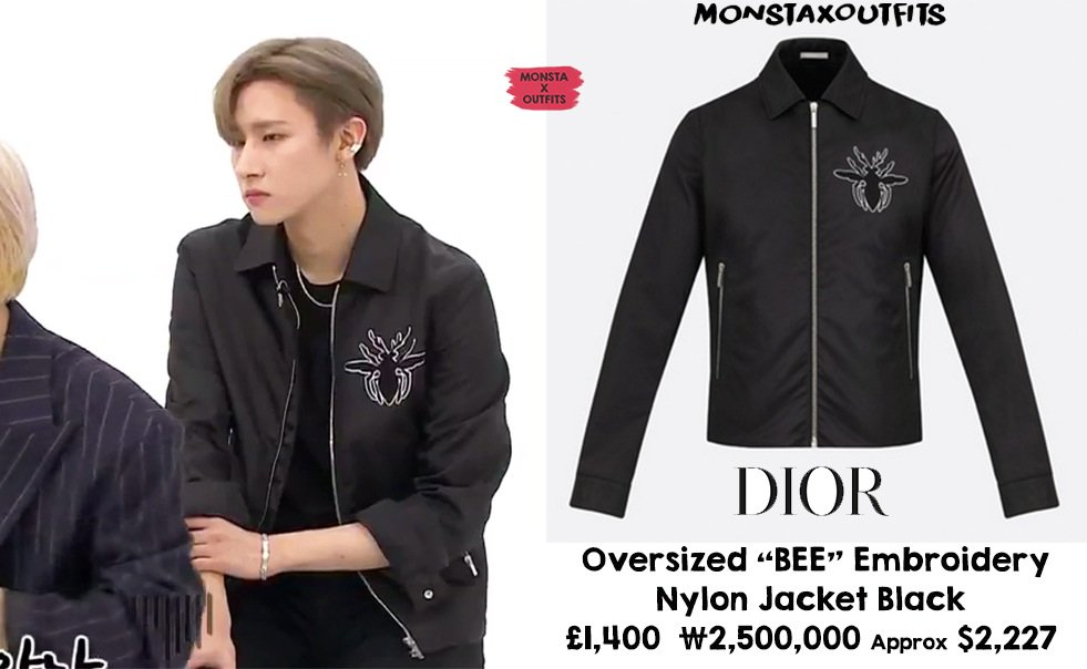 monstaxoutfits on twitter im x dior 181107 weekidol1 mbc weekly