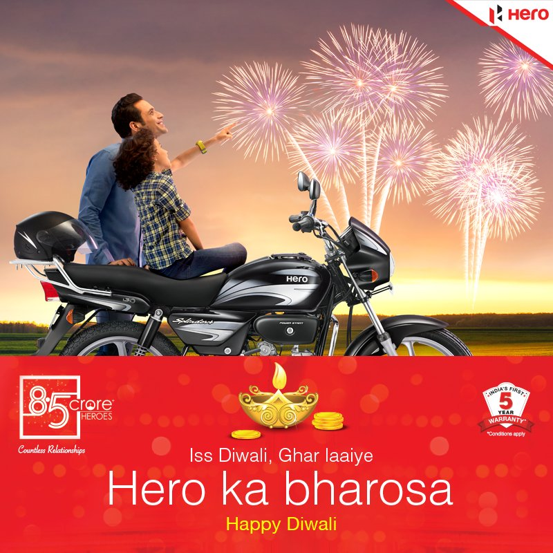 Hero MotoCorp on Twitter: