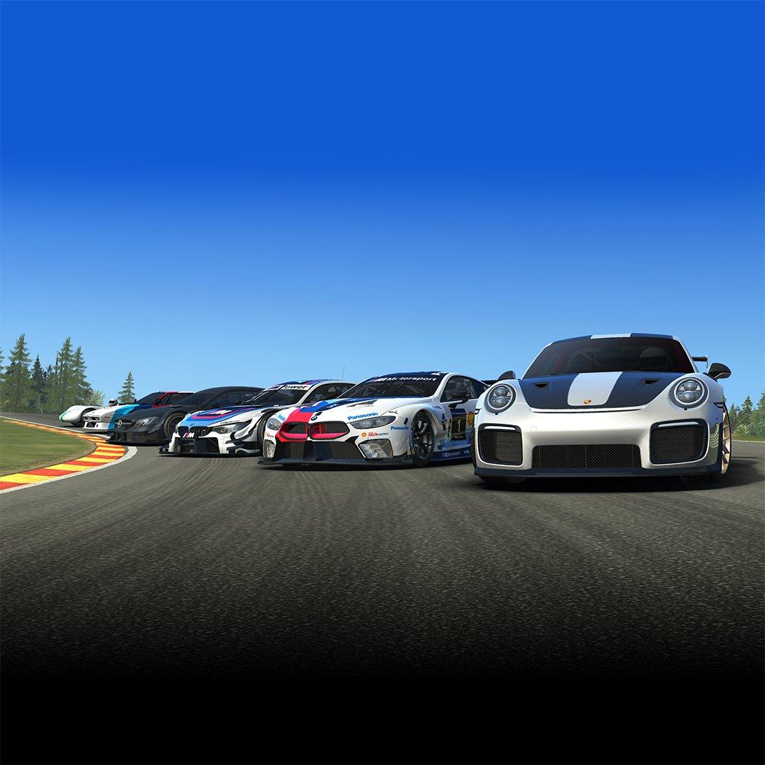 تحميل لعبة Real Racing للايفون مجانى