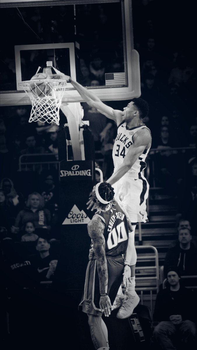 Giannis Antetokounmpo Wallpaper Tweet Added By Rcr Designs