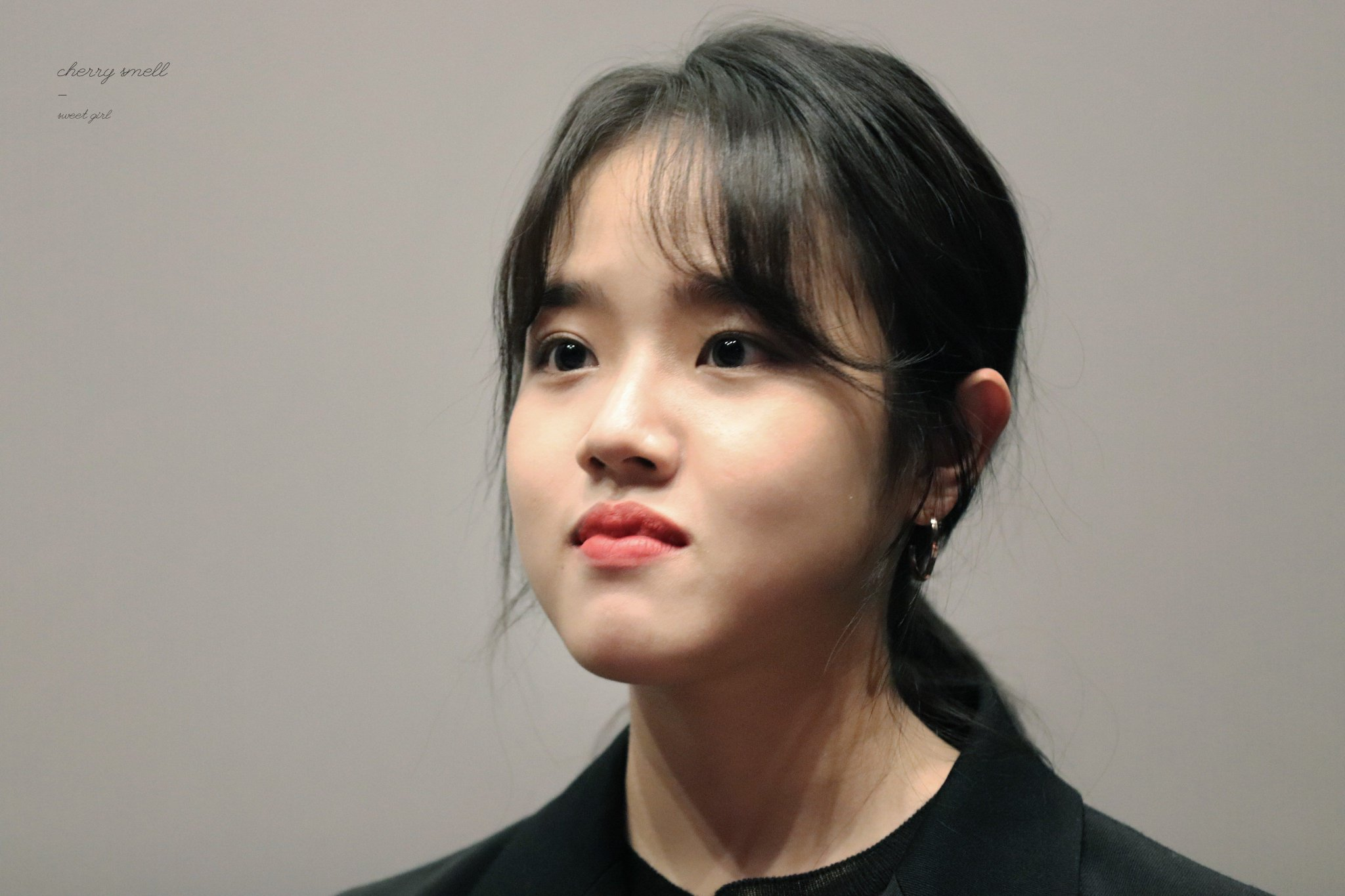 CherrySmell : 체리향기🍒 on Twitter: [181010 부산국제영화제 영주GV