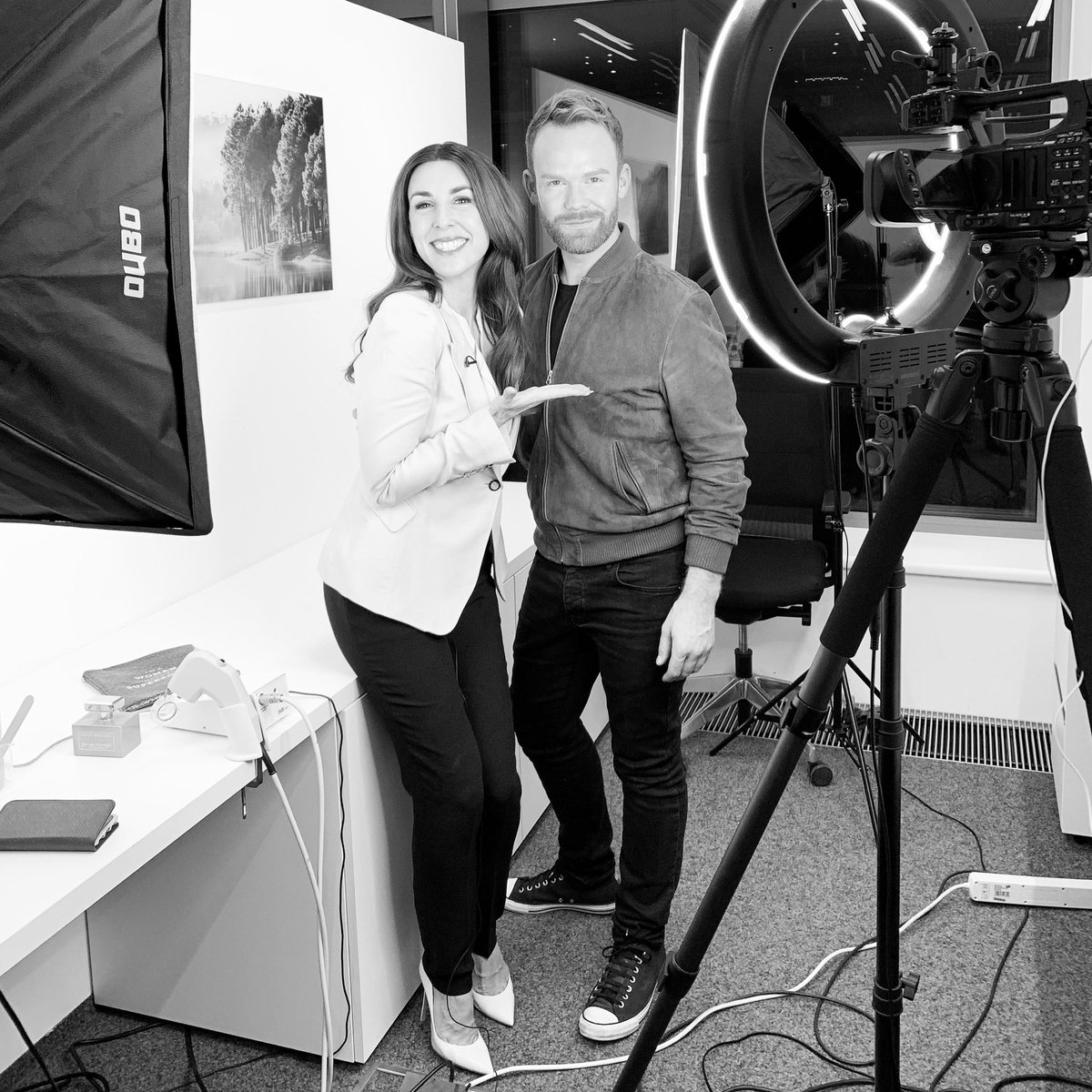 SO much fun filming with @JudithWilliams this week at the @JudithWilliamsU HQ in #Innsbruck #Austria for @qvcuk - I can't wait to come back! X https://t.co/I2NTKEQbhO