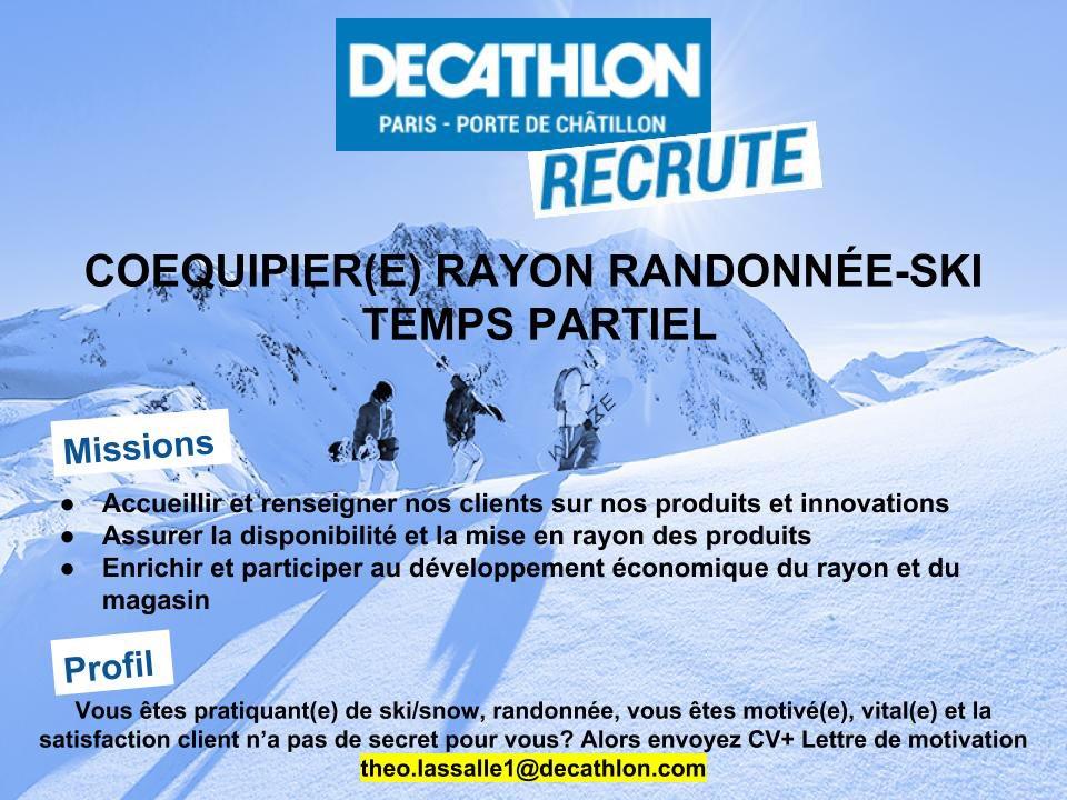 Decathlon Châtillon Decathlonppdc Twitter