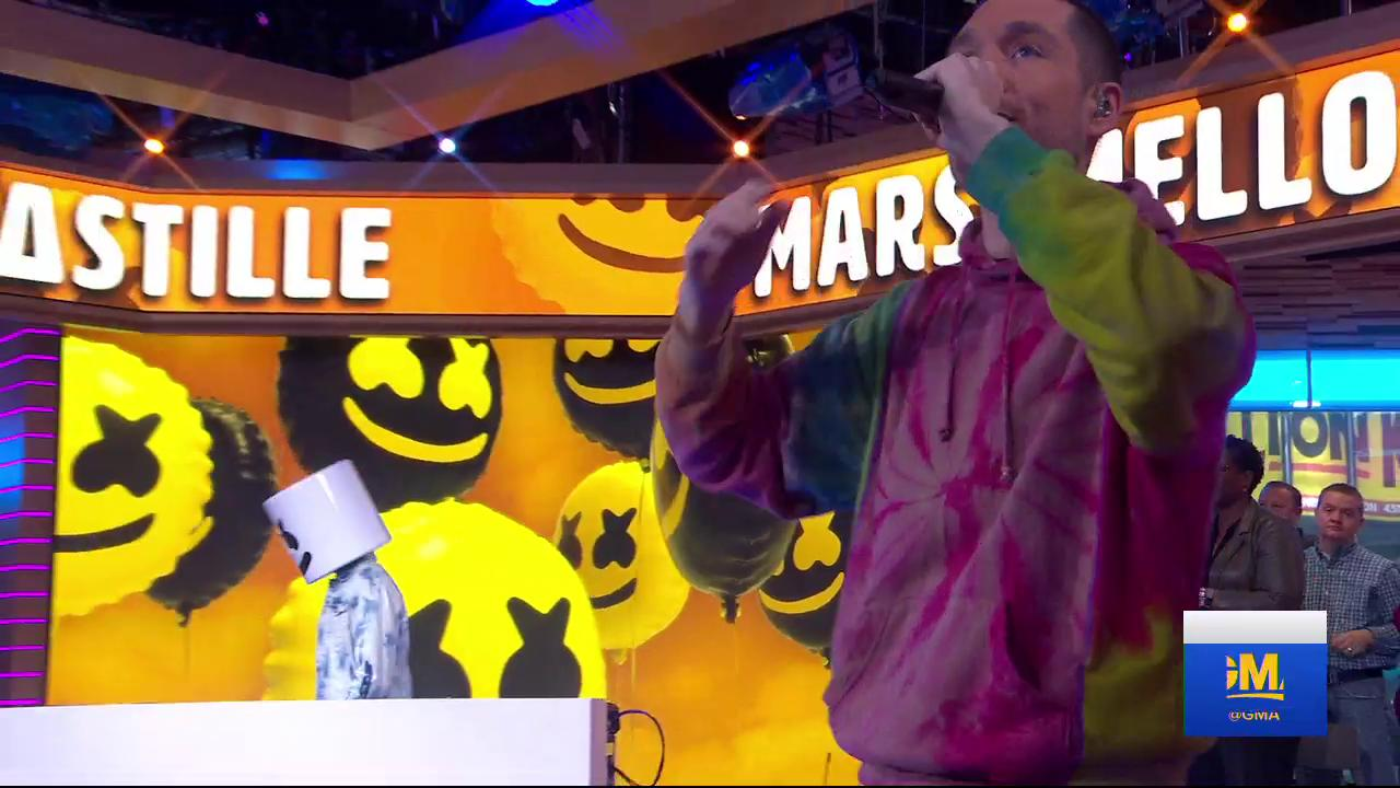 PUT YOUR HANDS TOGETHER ������ @marshmellomusic and @bastilledan killed it! https://t.co/Nmny1aOdTd
