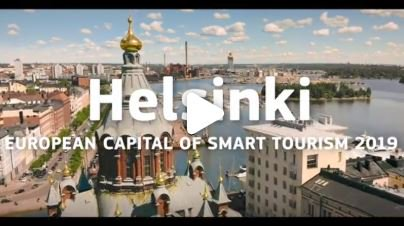 #Helsinki, the smart Capital of #helsinkismart Region is also European Smart Tourism Capital! We like.