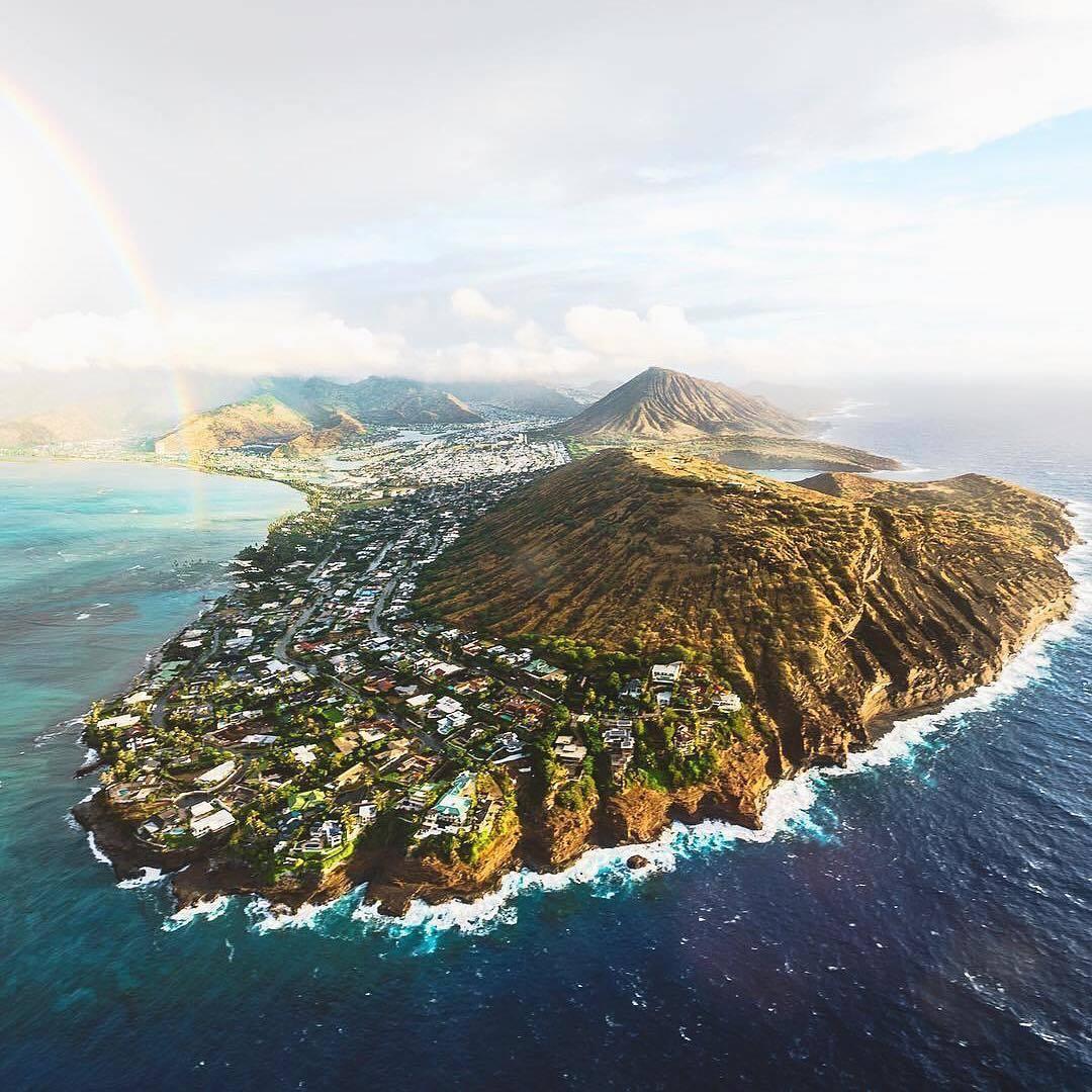 рабочий острова в картинках с высоты потрясающе