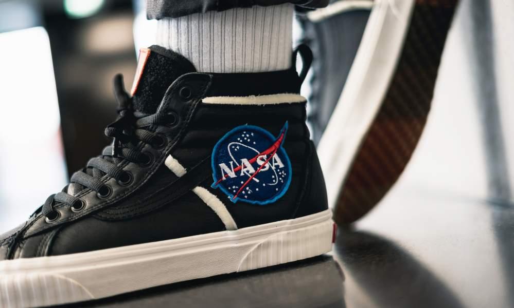 6b6f7f2fed NASA x Vans Sk8 Hi 46 MTE DX Space Voyager Black ALL SIZES at Footasylum  Link   http   bit.ly 2Os1GiV pic.twitter.com kZj50btyH3