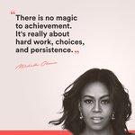 Michelle Obama Twitter Photo