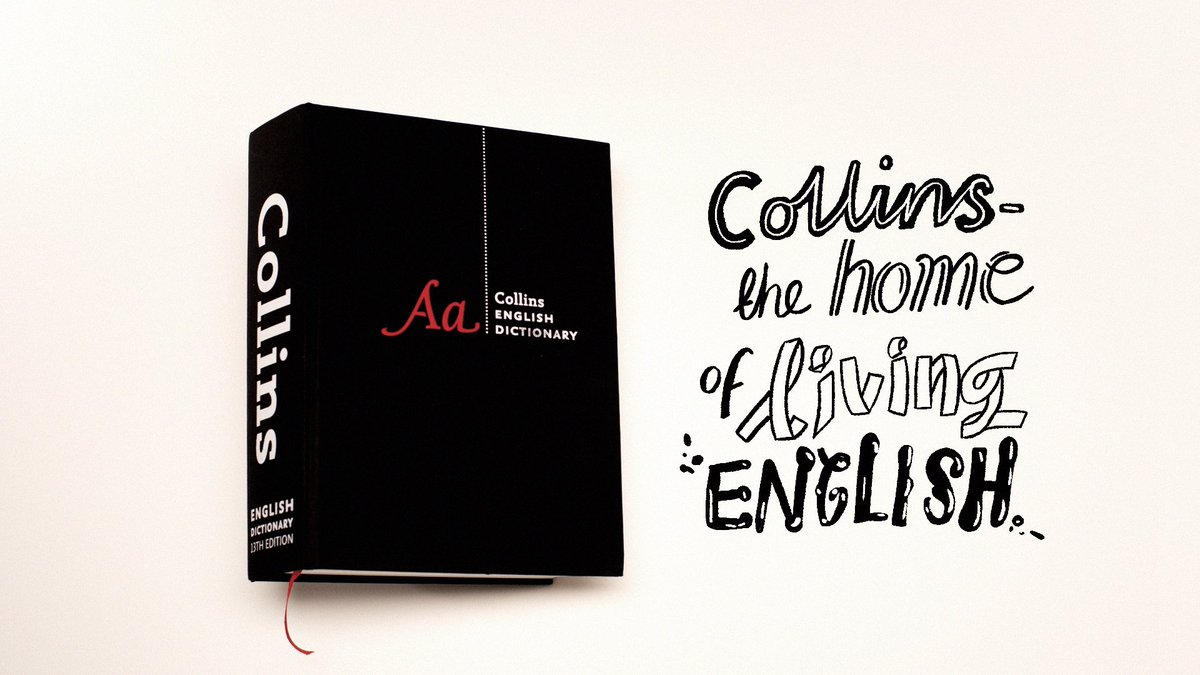 Collins Dictionary on Twitter: