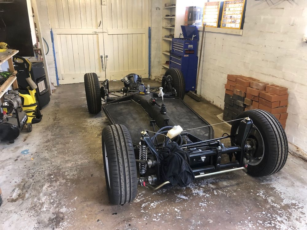Uk Classic Cars On Twitter Ebay Vw Chassis Speedster All New Parts Https T Co 31wvutg8u0