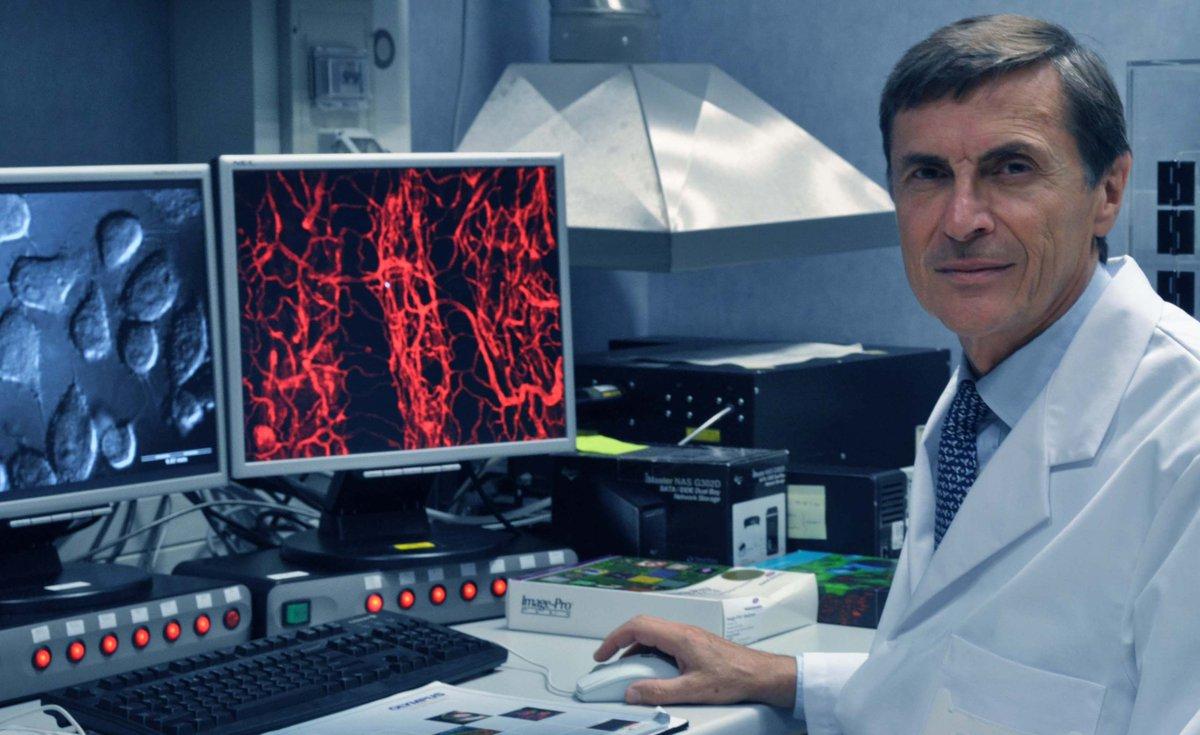 Stasera a New York un nostro scienziato, Alberto Mantovani, verrà insignito del prestigioso premio Aicf per le sue ricerche sull'immunoterapia contro il cancro. La ricerca scientifica italiana vanta punte di eccellenza che il mondo ci invidia: congratulazioni al nostro Mantovani!