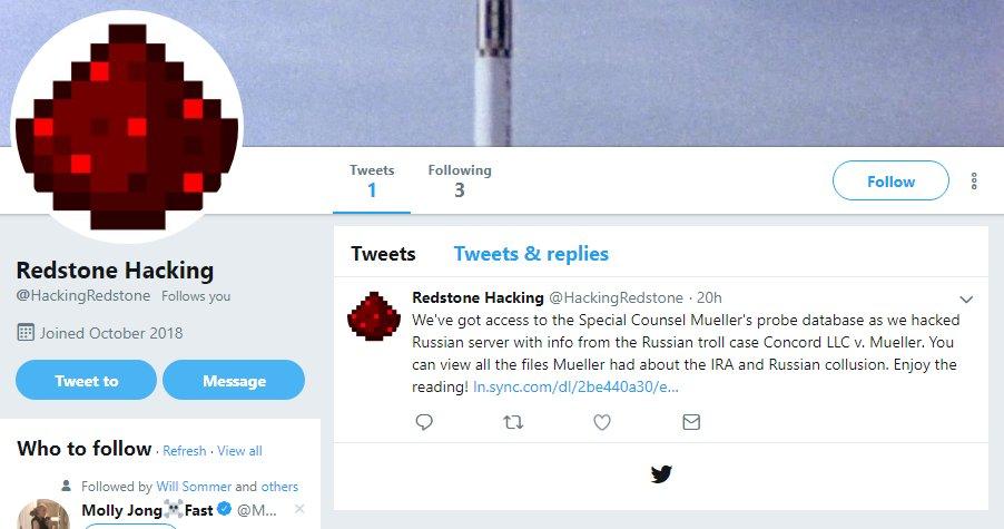 Josh Russell on Twitter: