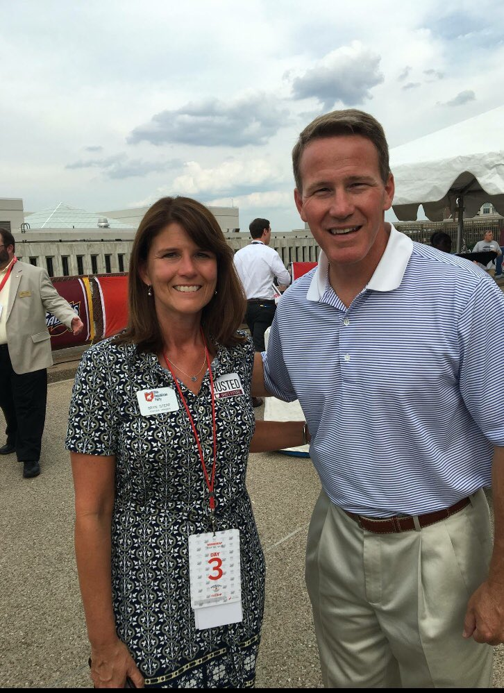 I'm so proud of my boss @JonHusted! He will make a wonderful Lt. Governor!