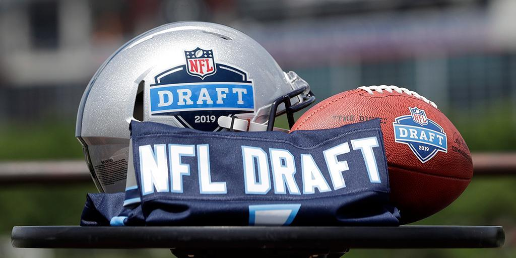 UPDATED 2019 @NFLDraft Order:  1. Raiders 2. Giants 3. 49ers 4-32. https://t.co/fueQro0FQw https://t.co/ZCsLvOuWzH