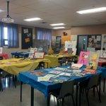 Image for the Tweet beginning: Grade 8 day @bishopreding. A