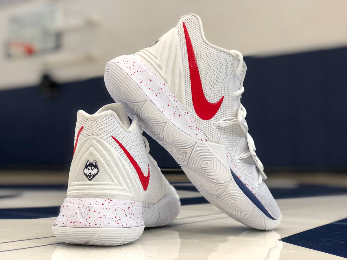 27cd464b7aa4 new nike kyrie 5 pes for uconnmbb