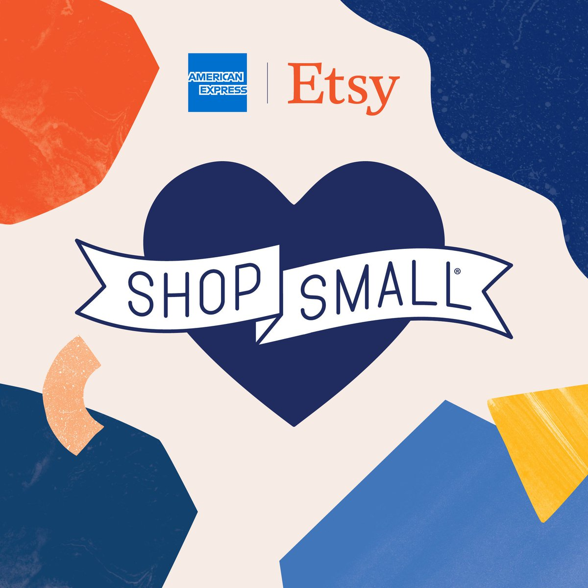 Image for the Tweet beginning: It's almost Small Business Saturday!