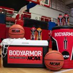 Major Move! @DrinkBODYARMOR is the Official Sports Drink of @NCAA and @MarchMadness #ObsessedWithBetter #ProudPartner