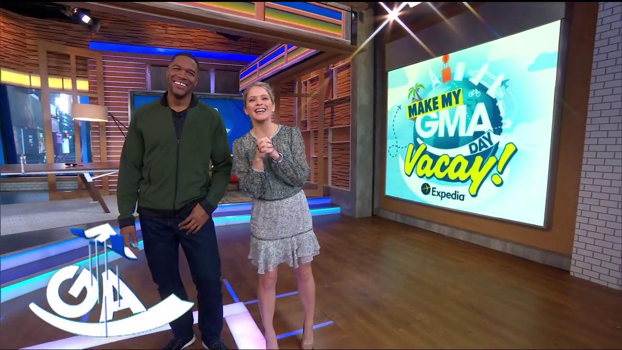 Congrats to our #GMADayVacay winner Tommy Outlaw! HAVE FUN on your trip!   #GMADay https://t.co/LUKfafEEKb https://t.co/PWW09d8QfR