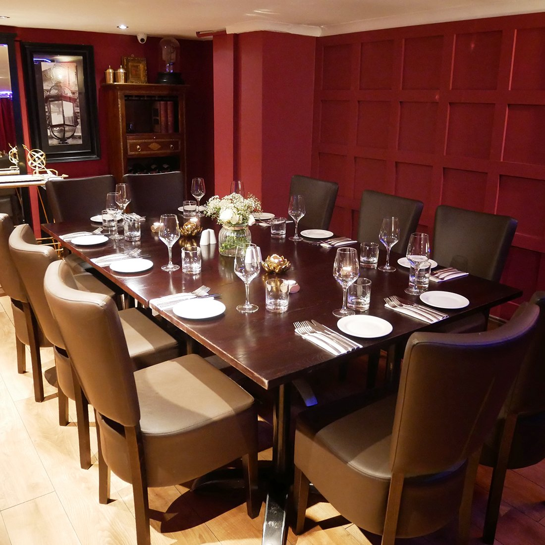 New Chapter On Twitter Planning Your Christmas Party At The Moment We Ve Got The Perfect Idea For You A Delicious Dinner In Our Newly Renovated Private Dining Room We Have Two