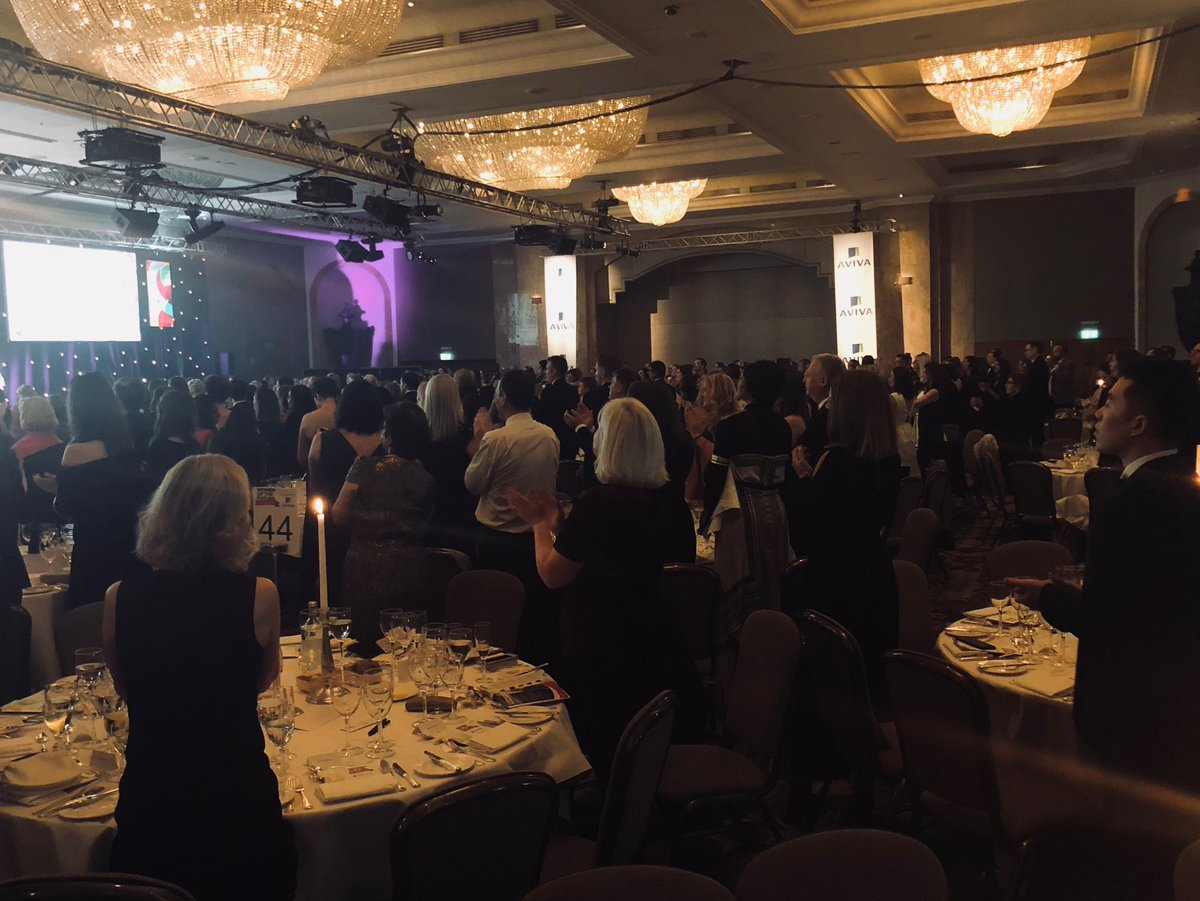 Standing ovation for ⁦@pinkylilani⁩. So deserved  #wof2018 #changinglives ⁦@womenoffuture⁩ kindleaders<br>http://pic.twitter.com/7YCkmZjiYJ