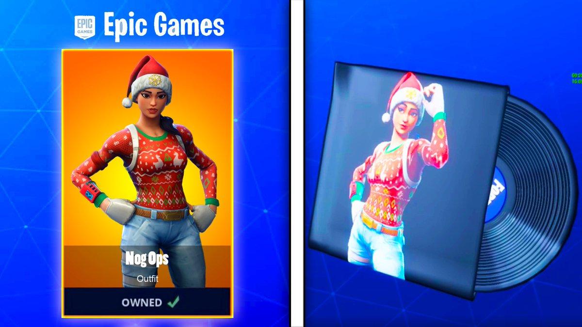 Fortnite Christmas Update Christmas Skins Coming Back New Season 7