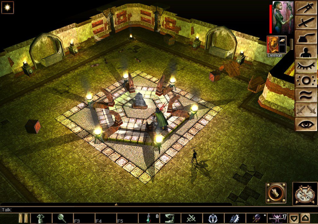 Neverwinter nights mods and community.