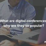 For Q1, let's start with the basics. What do you think makes a great digital conference and what makes you want to join in? #SproutChat