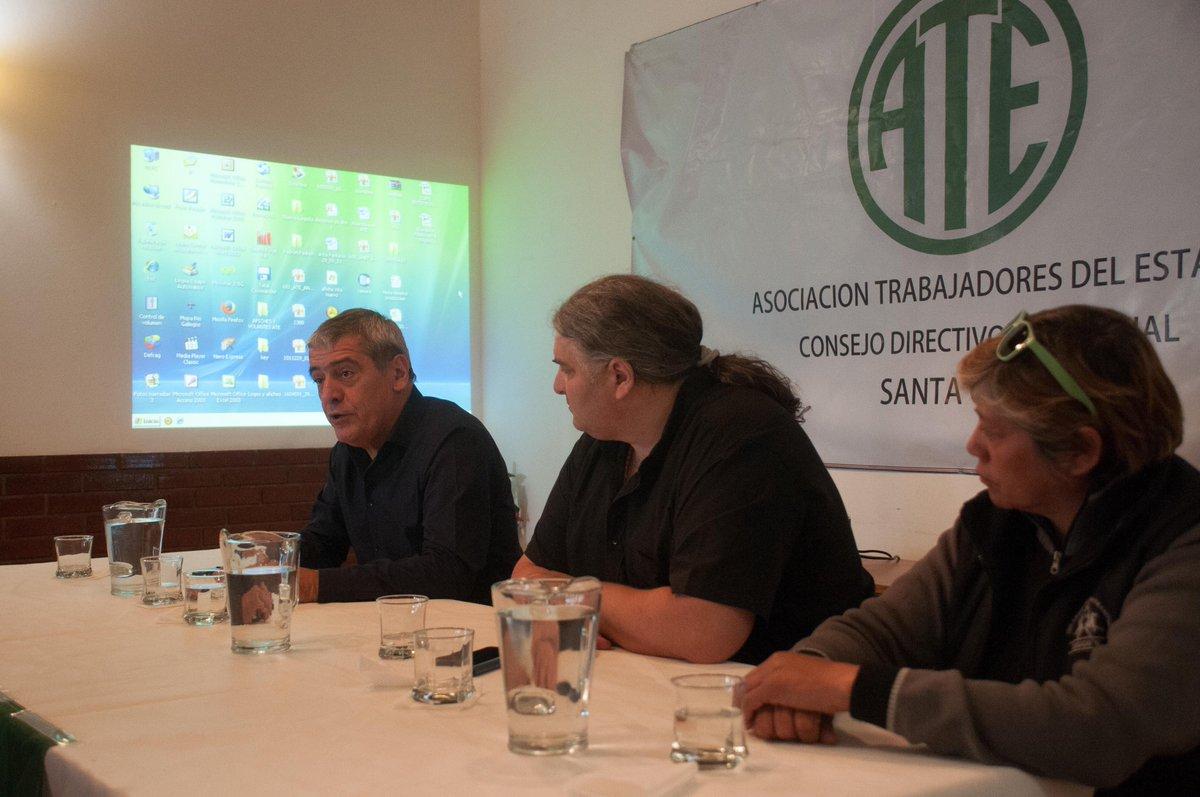 Charla debate con el Presidente de la CLATE Julio Fuentes. -Historia de la CLATE -Rol del trabajador del Estado en Latinoamerica  #CLATE #SoyDeATE
