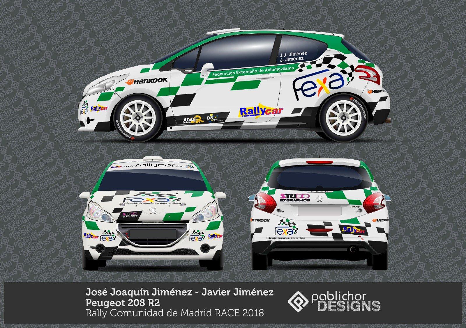 CERA: 9º Rallye Comunidad de Madrid - RACE [23-24 Noviembre] Dr_To1TXcAAt6I7