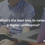 Q3: Share your favorite digital networking tips. #SproutChat