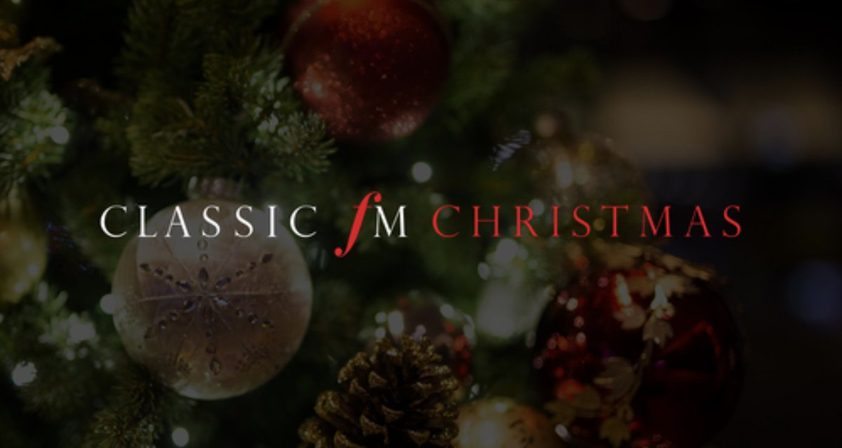 Stream Christmas Music.Classic Fm On Twitter Our Classic Fm Christmas Stream Is