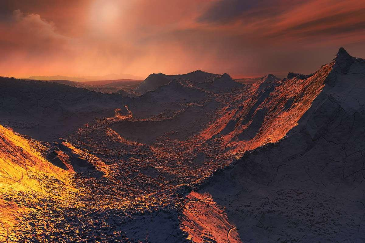 Super-Earth spotted hiding in plain sight around neighbouring star https://t.co/XLmjYMOHrC