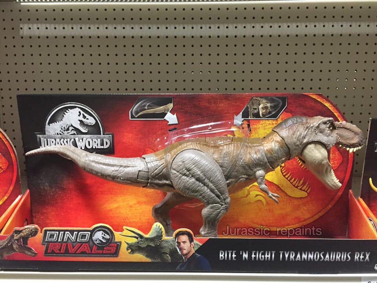 Dino rivals  #jurassicpark #jurassicworld #jurassicworldfallenkingdom #mattel #dinorivals #spinosaurus #tyrannosaurus #tyrannosaurusrex #rexy #trex #suchomimus #dinosaurs #love<br>http://pic.twitter.com/avrkawWGkf