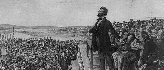 Today in History: Lincoln delivers the Gettysburg Address, 1863 #otd #tih https://t.co/WGOCmr7HUu