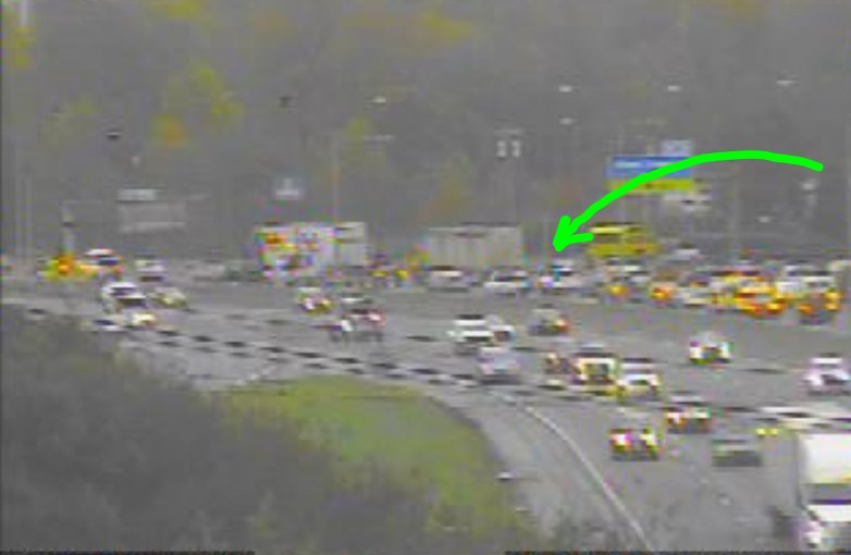 ►#Whoa!!  I Knead to tell you, Don&#39;t LOAF along on I-85 near N Graham St exit 40 the TWO LEFT lanes are blocked by spilled loads of BREAD!! @JoeBrunoWSOC9 #SpillList #CltTraffic #Charlotte #Clt<br>http://pic.twitter.com/mxoXVSetBW