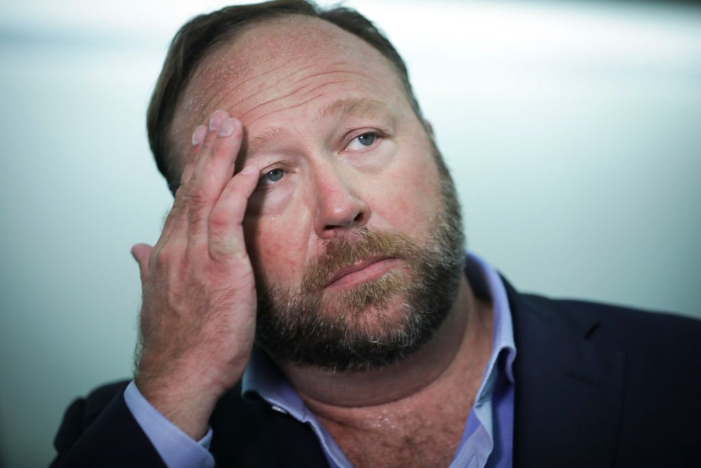 Infowars infected with credit card-stealing malware, Alex Jones claims it's a