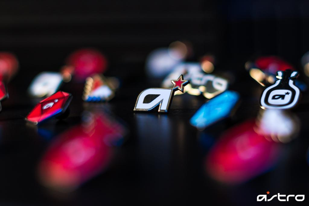Shine   ASTRO Gaming Pins The @PINTRILL Collection is @ astro.family/2T88tBX