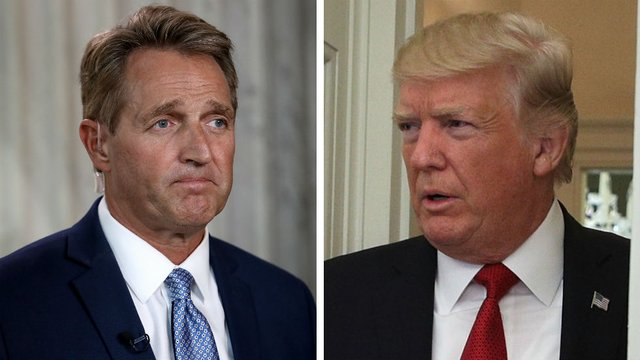 #BREAKING: Flake to oppose all Trump judicial nominees until Mueller protection bill gets vote https://t.co/OewcDoyT3b
