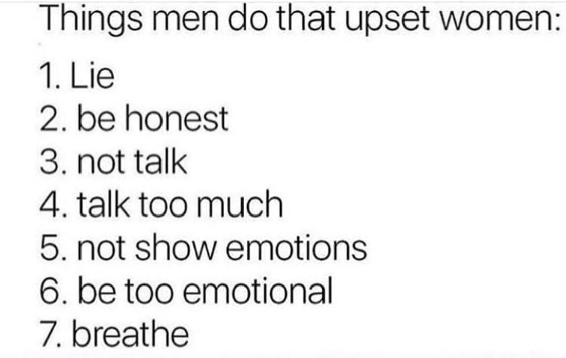 things that irritate me