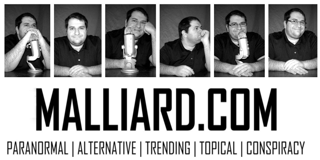 test Twitter Media - The Malliard Report?  Everything you need is at https://t.co/IoTaKYt5X0  #Malliard #Paranormal #Alternative #Trending #Topical #Conspiracy https://t.co/sAImo0bC6Y