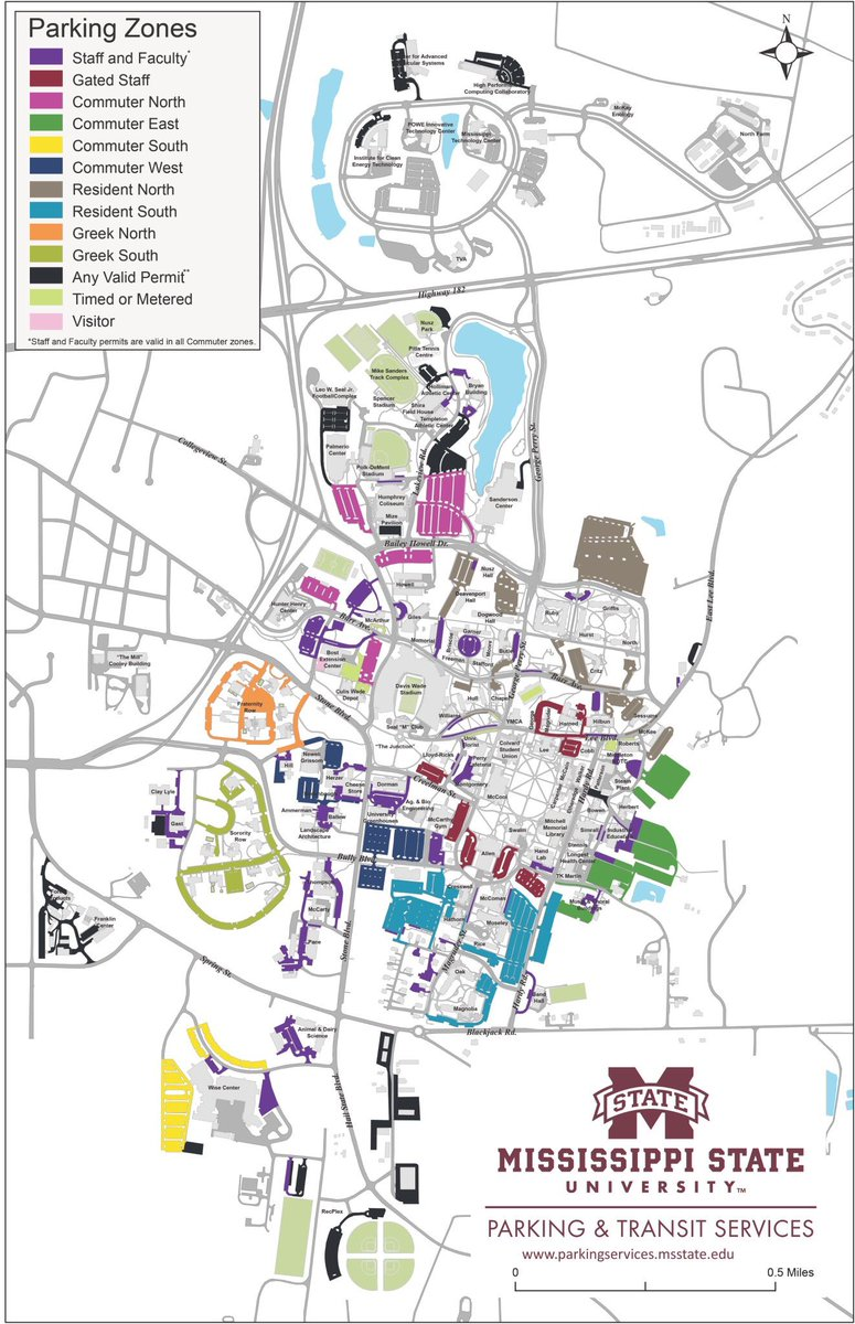 Msu Parking Transit Services On Twitter Any Valid Permit