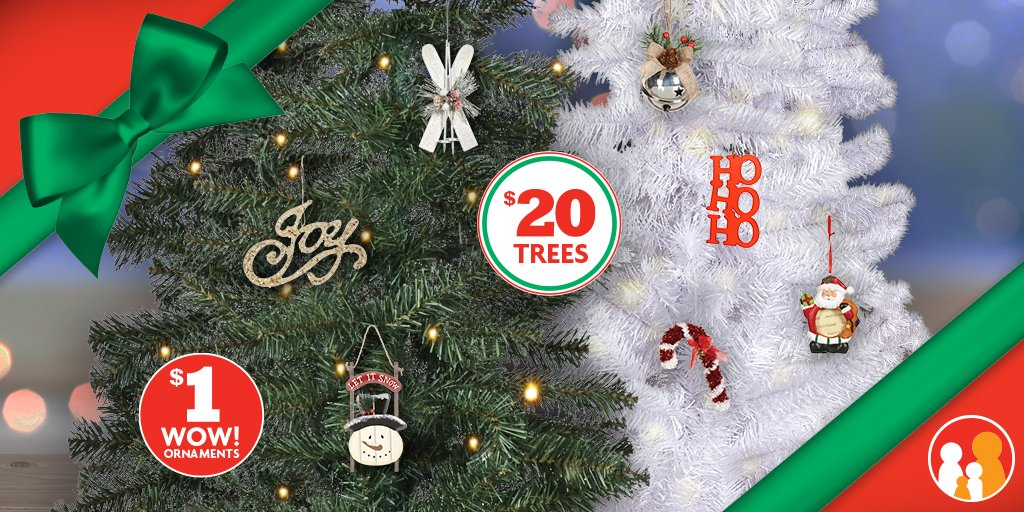 Family Dollar Christmas Trees.Family Dollar On Twitter Start A New Tree Tradition