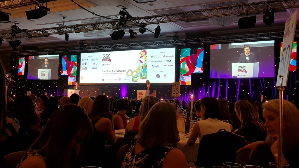 Congratulations to all nominees and award winners at the @womenoffuture Awards ceremony from all of the Cheveners on table 50. #WOF2018 <br>http://pic.twitter.com/uf9SISL4az