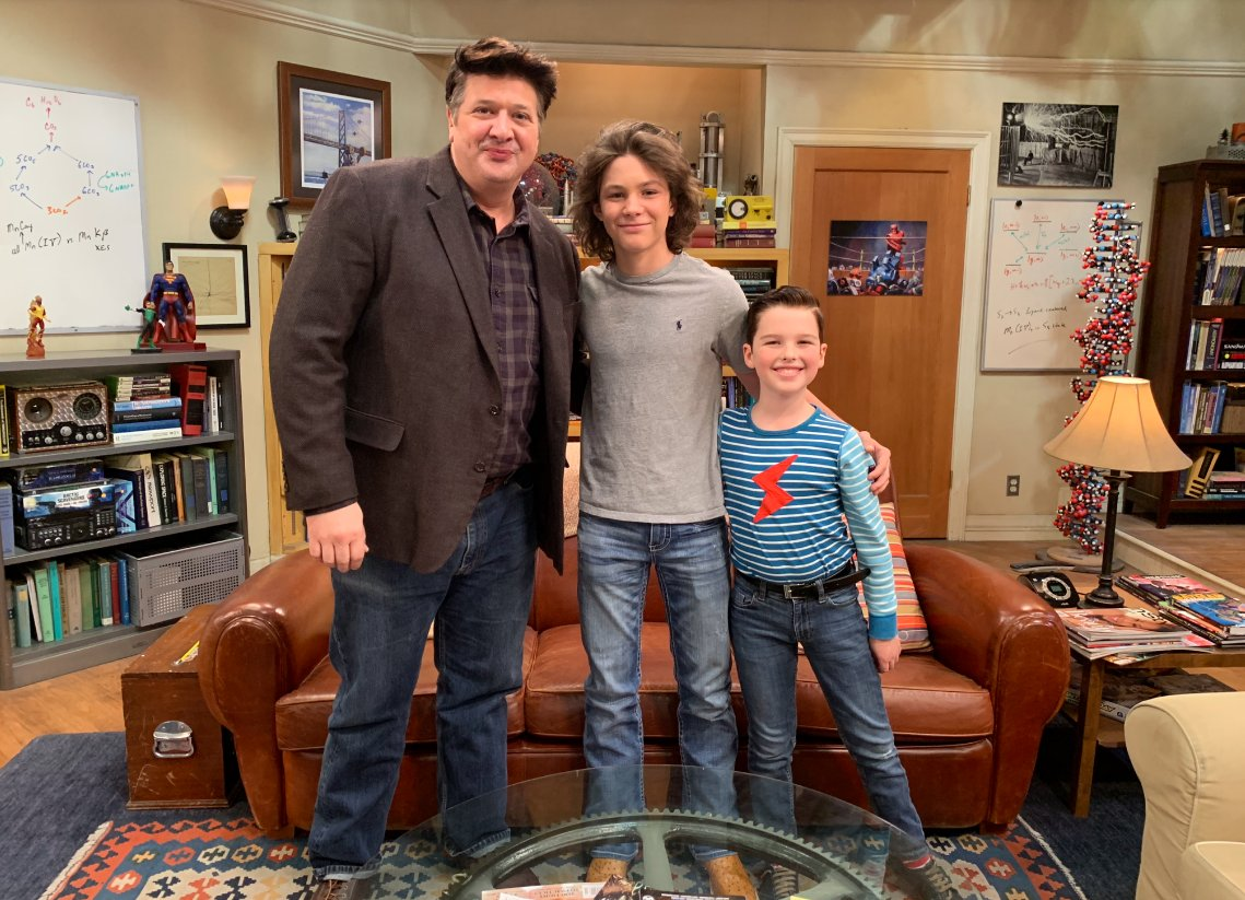 Young Sheldon (@YoungSheldon) | Twitter on house design, h&m home design, beautiful home exterior design,