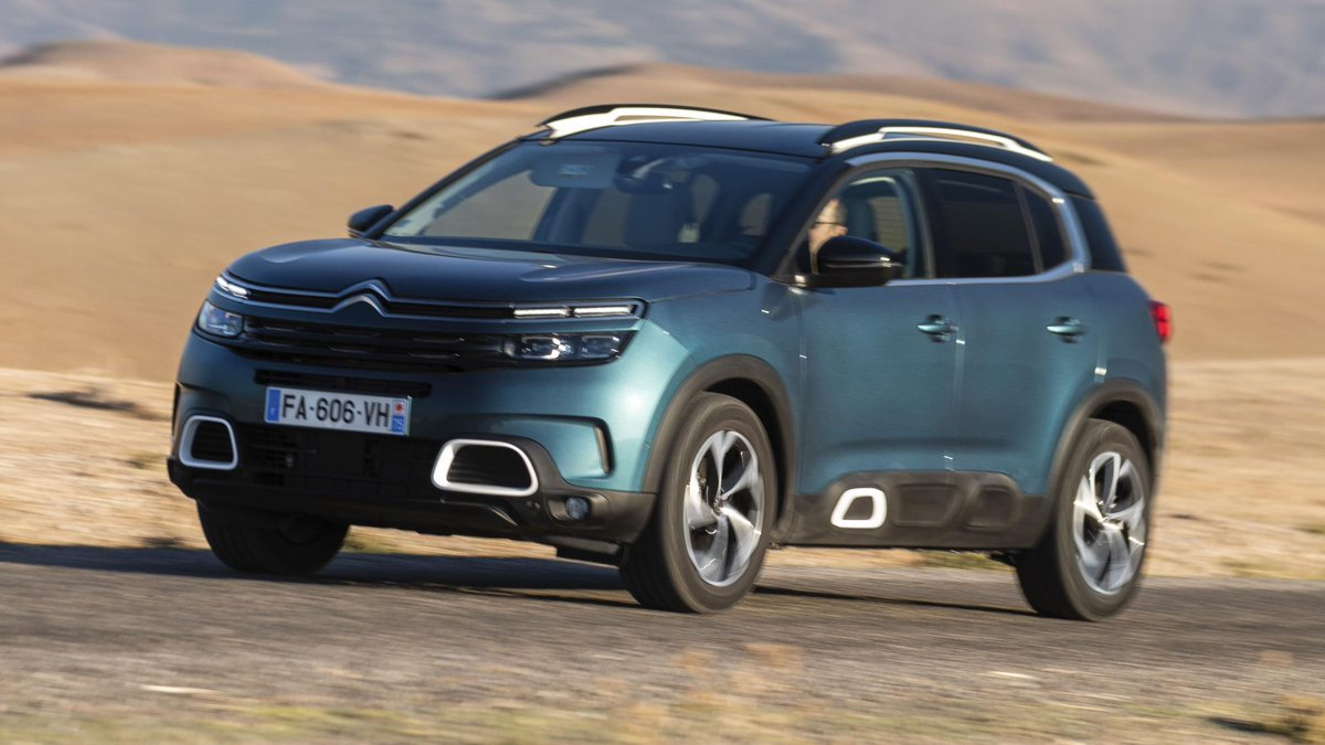 It wont scratch your drivers itch, but its a part-of-the-family kind of car, at ease with itself... The Top Gear car review: Citroen C5 Aircross >> topgear.com/car-reviews/ci…