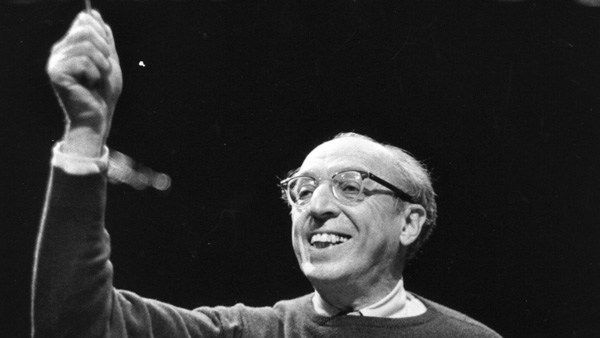 The great composer Aaron Copland, born on this day in 1900, on creativity and the interplay of emotion and the intellect https://t.co/CvNTayUV1S