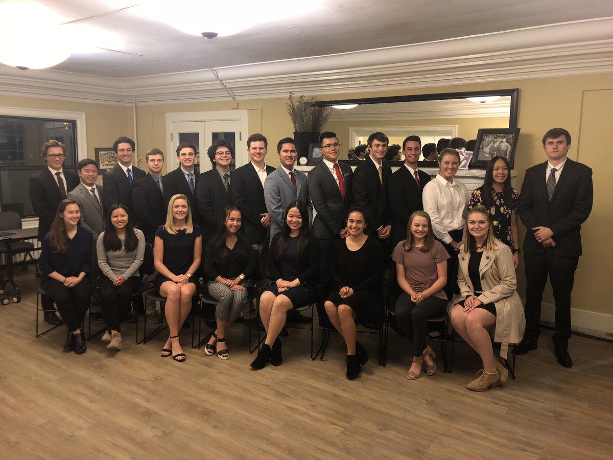 🚍 Evans Scholars Fall Formal Visit Tour 2018 🚍 Washington.