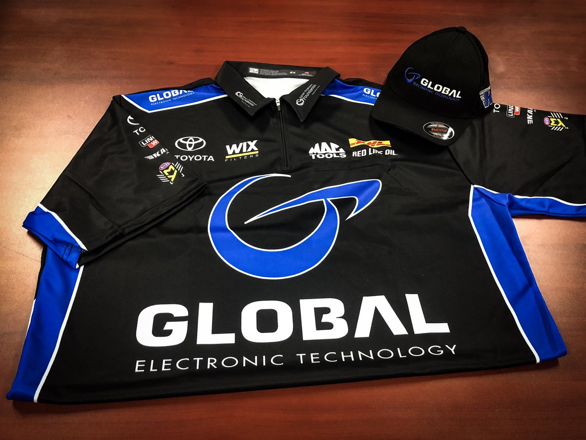 #WinItWednesday retweet to win this @GETTRX crew shirt and hat combo! #FastestNameInCreditCardProcessing #NHRA